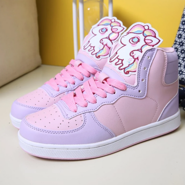 Unicorns High Top Shoes