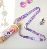 Bentoy Cartoon Water Bottle Lanyard