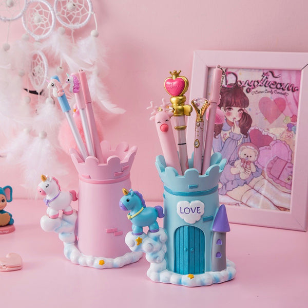Love Unicorn Pen Holder