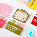Travel Pets Sticky Notes