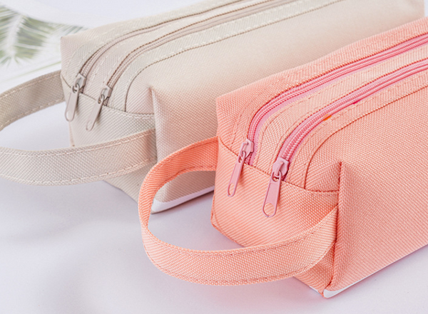 Candy Canvas Pencil Case