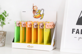 Monkey Holding Banana Pen-2pcs