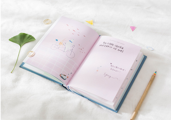 Joytop A5 Animal Journal