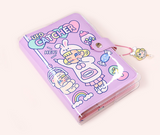 A6 Diary Transparent Cover