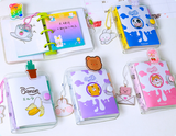 Lovely Day Mini Notebook