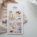 Suatelier Food Sticker