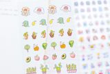 Little Creature PVC Sticker
