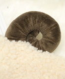 Sheep Horn Plush Hat