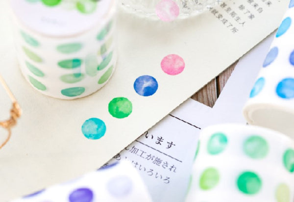 Qian Qian Series Washi Tapes