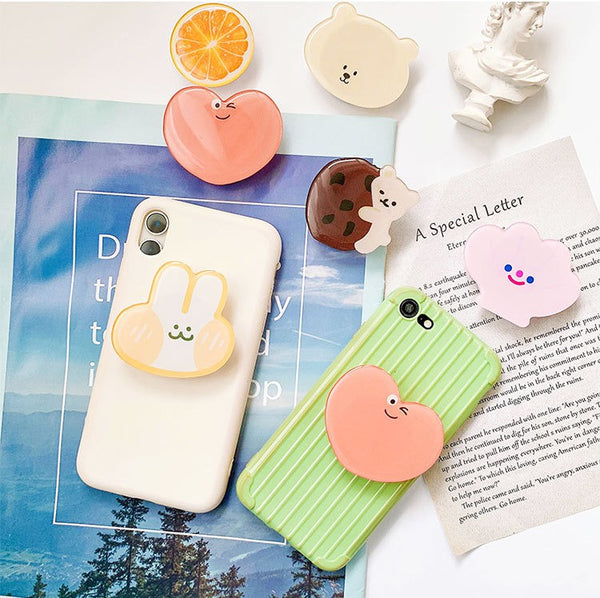 Cartoon Folding Phone Holder
