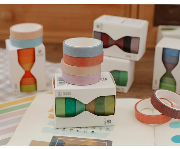 24 Solar Terms Washi tapes