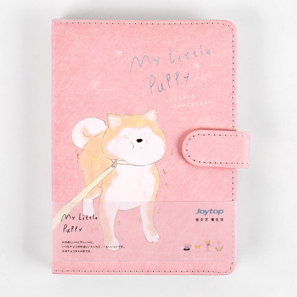 Joytop Puppy A5 Journal
