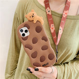 Bear Cookie Phone Case