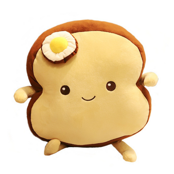 Egg Toast Doll