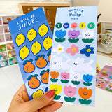 Bonjour Orchard Stickers