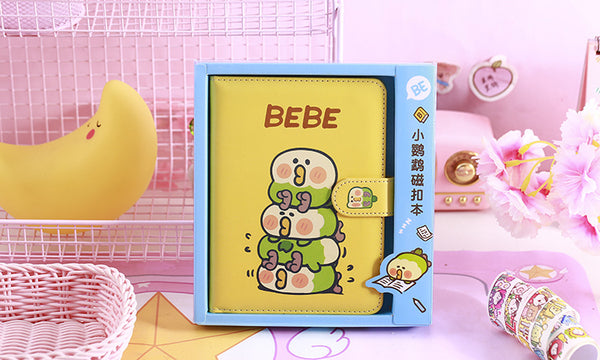BEBE Magnetic Notepad