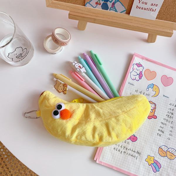 Banana Chicken Leg Pen Case