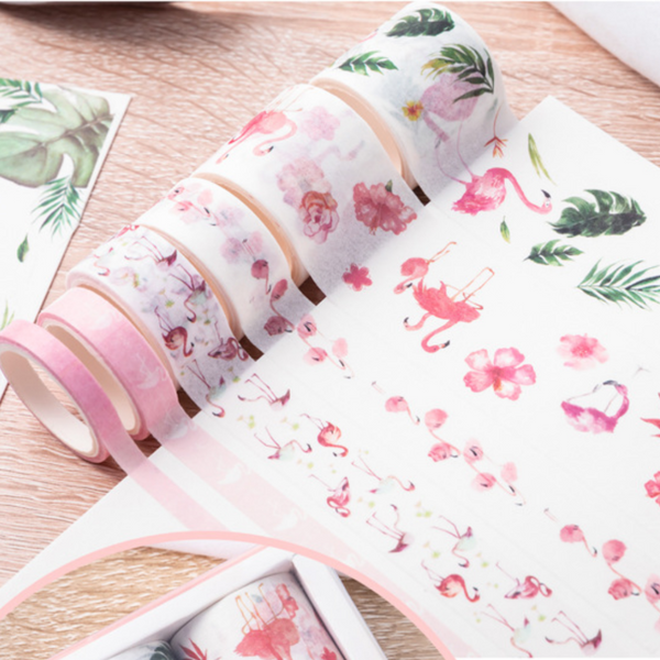 Girl's Diary Washi Tapes