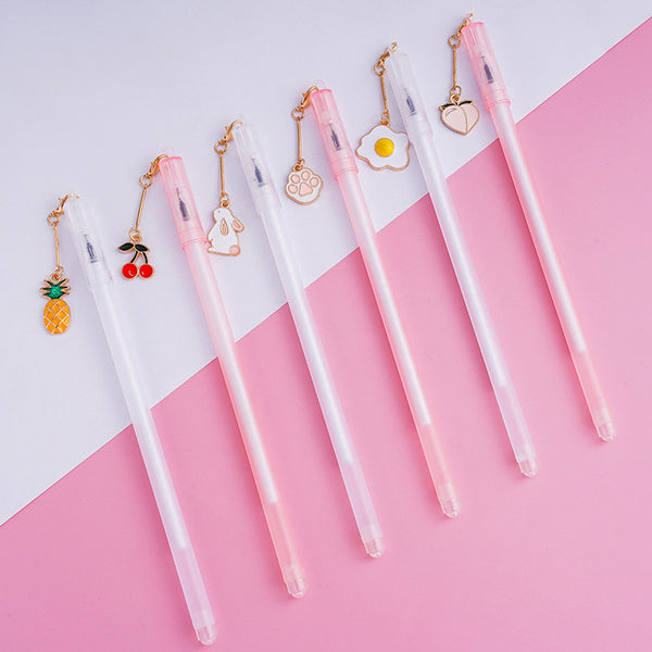 Kawaii Cute Pendant Gel Pen