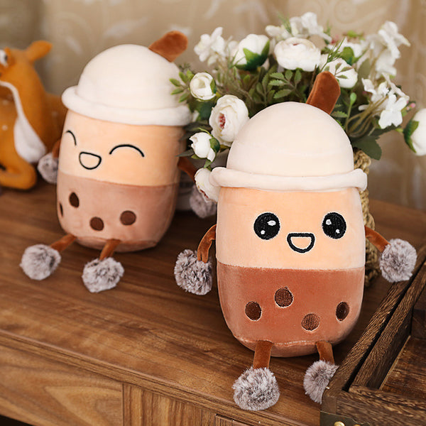 Hat Milk Tea Doll