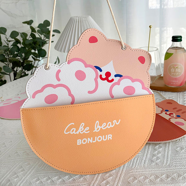 Bonjour Cute Storage Bag