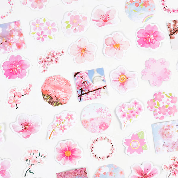 Spring Sakura Bloom Sticker
