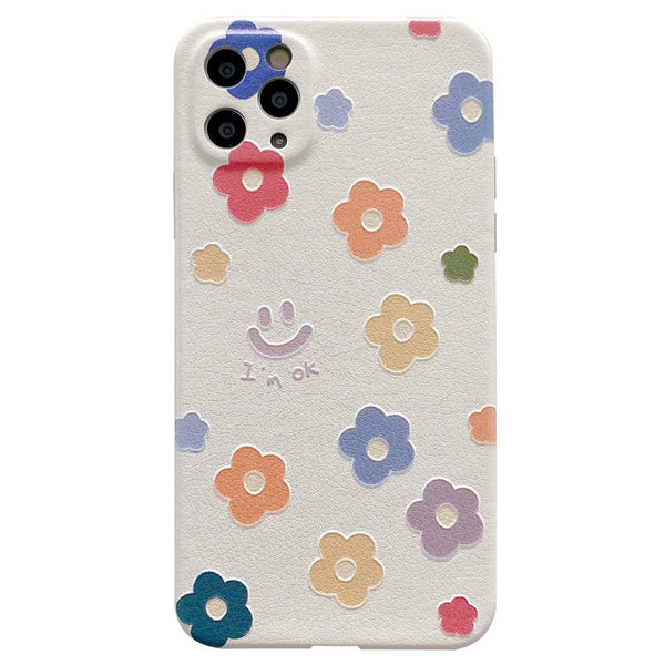Colorful Flower Phone Case