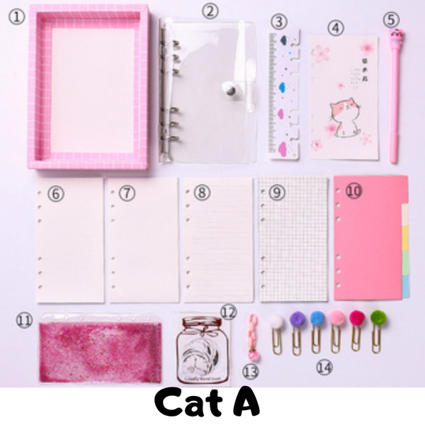 Cat Paw Journal