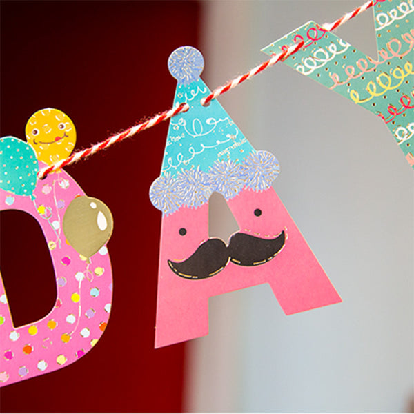Bentoy Birthday Party Bunting