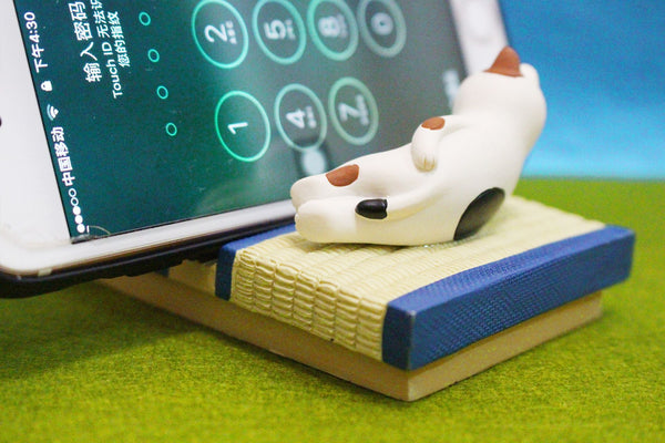 Tatami Cat Phone Holder