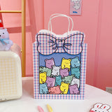 Bow Bear Paper Gift Bags