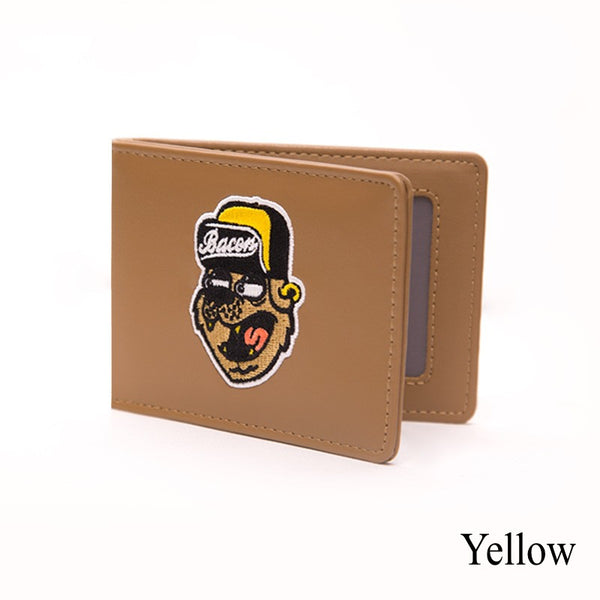 Bentoy Fashion Embroidered Driver's License Cover