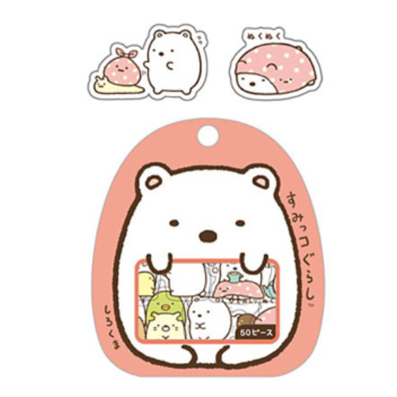 Kawaii Sumikko Gurashi Sticker