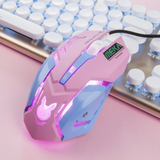 Gamer Bunny Mouse