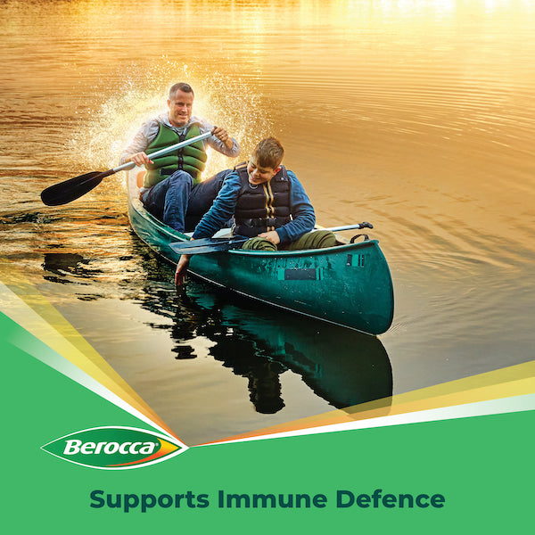 Supports Immune Defence