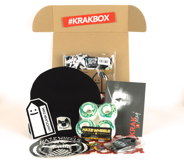 KrakBox WINTER