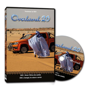 Cofanetto DVD Overland 20 - West Africa - Overland Shop