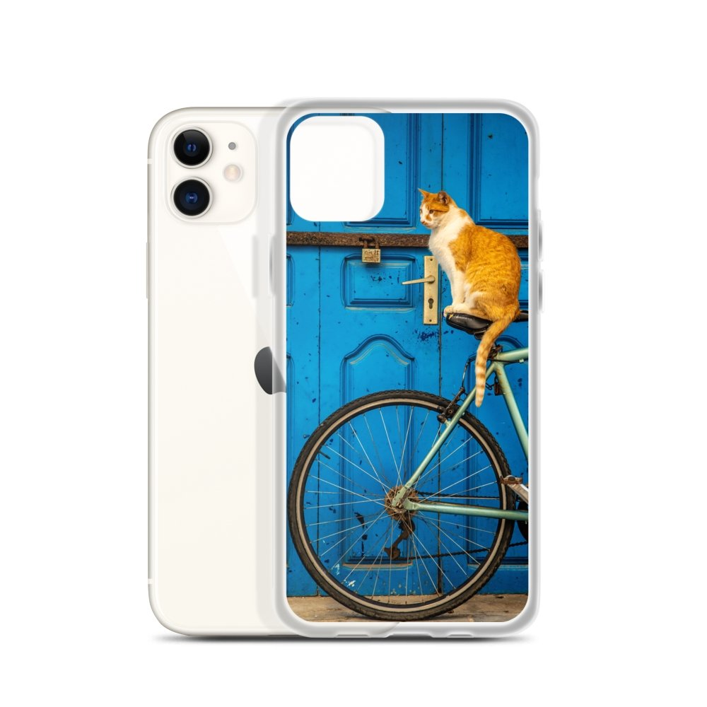 Cover per iPhone - Gatto a Essaouira - Overland Shop