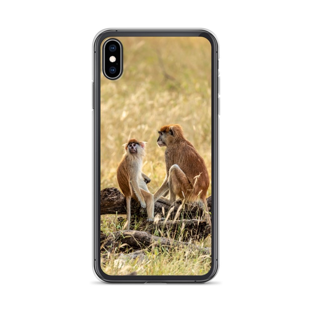 Cover per iPhone - Scimmie - Overland Shop