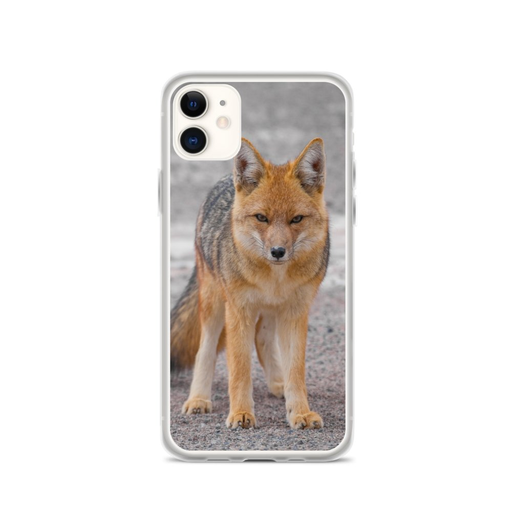 Cover per iPhone - Volpe Andina - Overland Shop