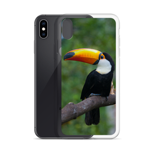 Cover per iPhone - Tucano in Amazzonia