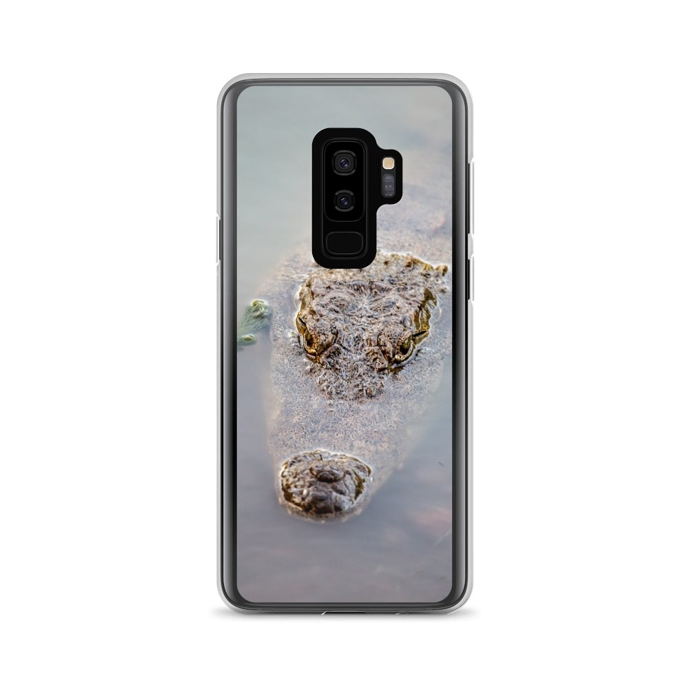 Samsung Case - Coccodrillo in agguato - Overland Shop