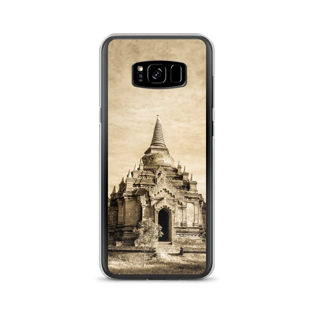 Samsung Case - Tempio in Sepia - Overland Shop