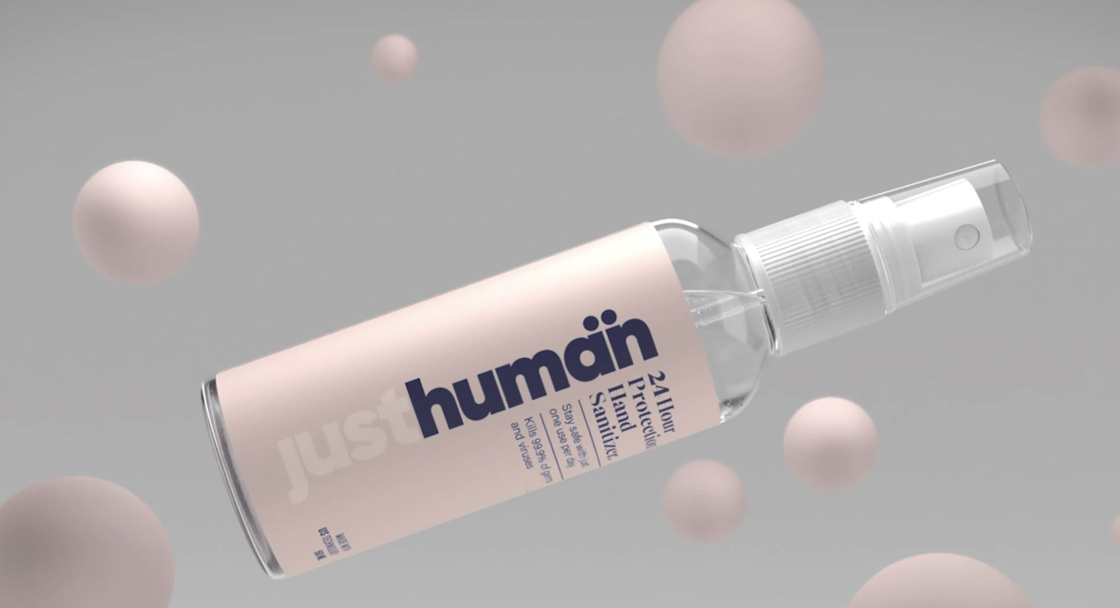Just Human - Best Hand Sanitizer Brand in India