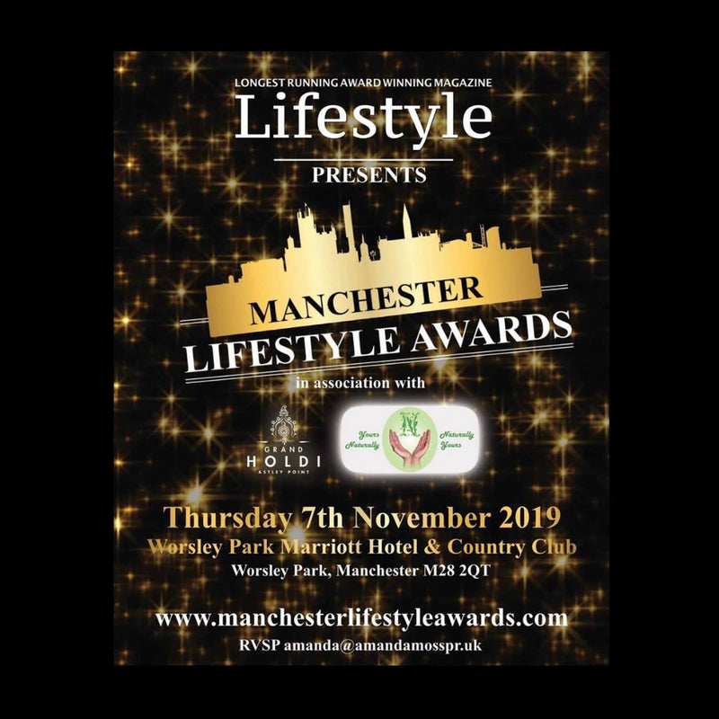 ✨ WIN ✨ Two tickets to Manchester Lifestyle Awards (worth £240!)