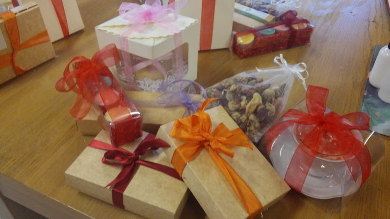Creative gifts from the Extravaganza Christmas Gifts Workshop