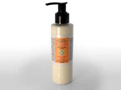 Face, hands & body lotion - scented