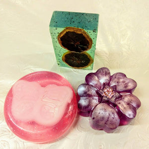 Soap Making Workshop - 1-8- 2020