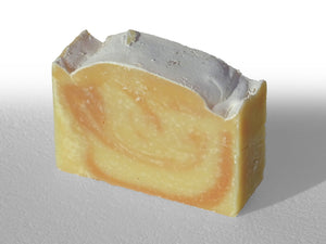 Orange & Cinnamon Cold Process Soap