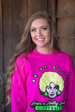 Load image into Gallery viewer, Holly Dolly Christmas Sweatshirt
